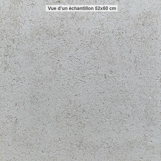 Enduit chaux blanche chanvre brut - DévelGreen